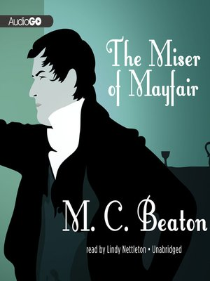 cover image of The Miser of Mayfair