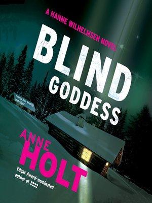 cover image of Blind Goddess