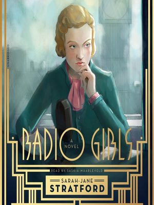 cover image of Radio Girls