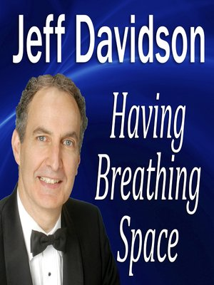 cover image of Having Breathing Space