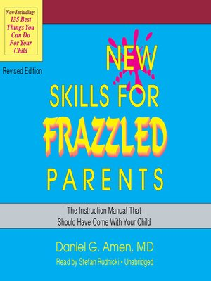 cover image of New Skills for Frazzled Parents