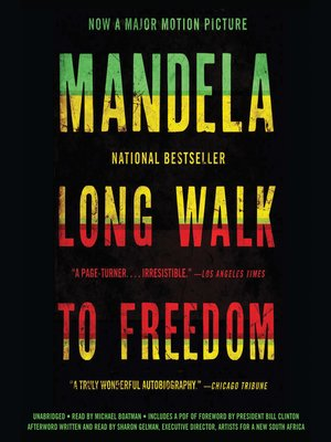 cover image of Long Walk to Freedom