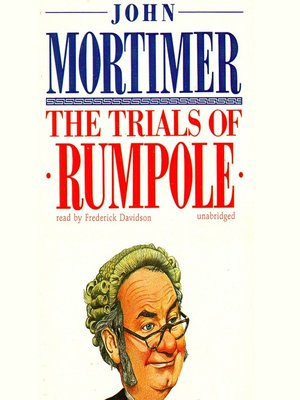 cover image of The Trials of Rumpole