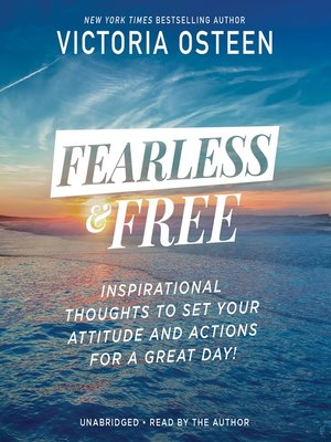 cover image of Fearless and Free