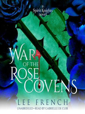 cover image of War of the Rose Covens