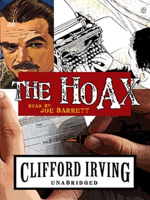 cover image of The Hoax