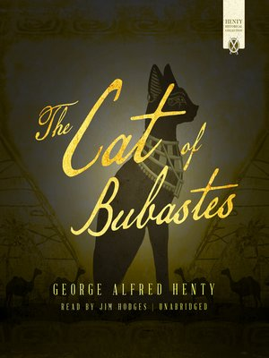 cover image of The Cat of Bubastes