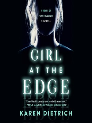 cover image of Girl at the Edge