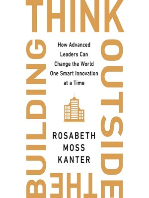 cover image of Think Outside the Building