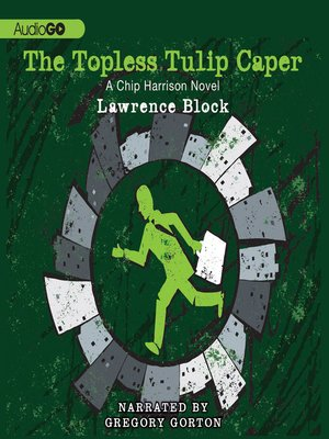 cover image of The Topless Tulip Caper
