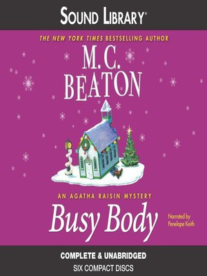 cover image of Busy Body