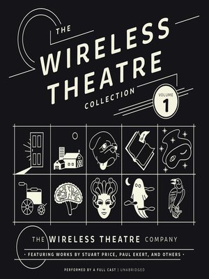 cover image of The Wireless Theatre Collection, Volume 1