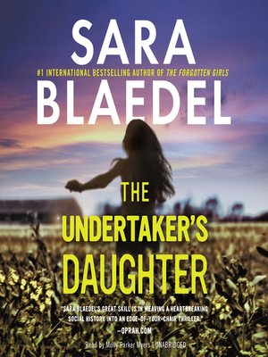 cover image of The Undertaker's Daughter