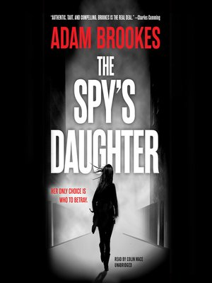 cover image of The Spy's Daughter