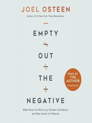 cover image of Empty Out the Negative