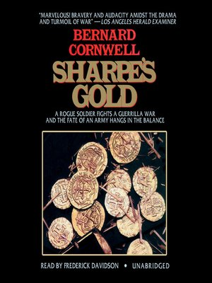 cover image of Sharpe's Gold