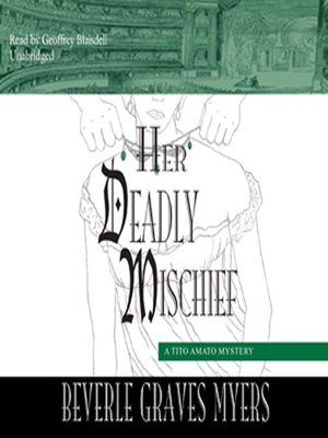 cover image of Her Deadly Mischief