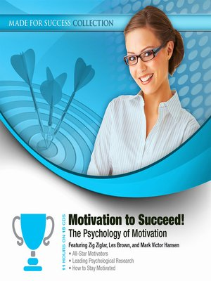 cover image of Motivation to Succeed!