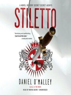 cover image of Stiletto