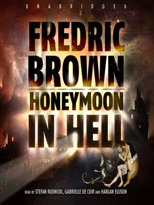 cover image of Honeymoon in Hell
