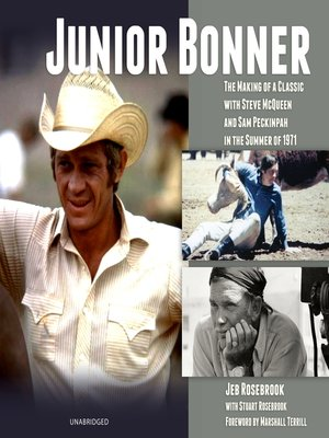 cover image of Junior Bonner