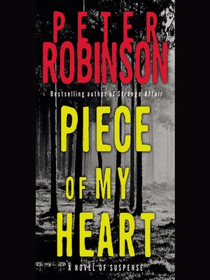 cover image of Piece of My Heart