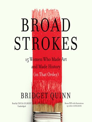 cover image of Broad Strokes