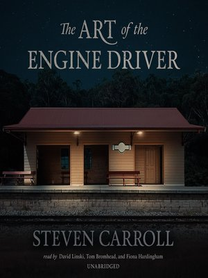 cover image of The Art of the Engine Driver