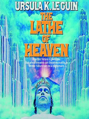 cover image of The Lathe of Heaven