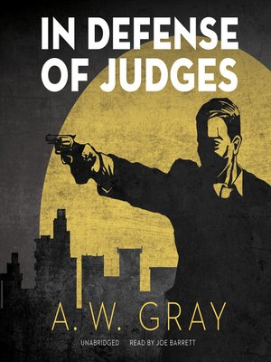 cover image of In Defense of Judges