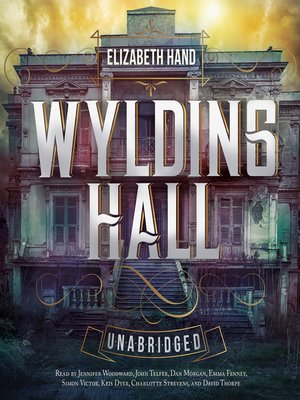 cover image of Wylding Hall