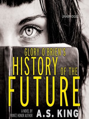 cover image of Glory O'Brien's History of the Future
