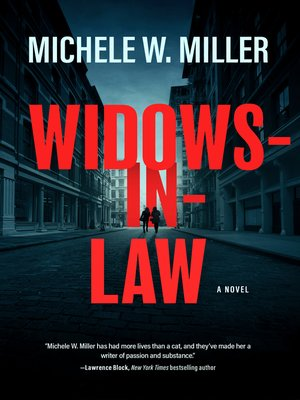 cover image of Widows-in-Law