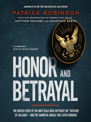 cover image of Honor and Betrayal