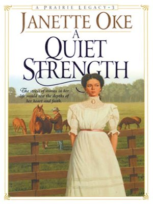 cover image of A Quiet Strength