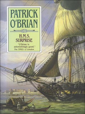 cover image of H. M. S. Surprise