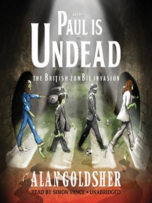 cover image of Paul Is Undead