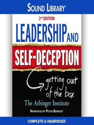 cover image of Leadership and Self-Deception, 2nd Edition