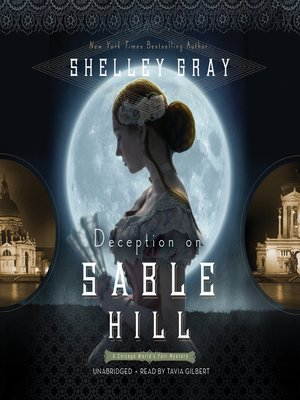 cover image of Deception on Sable Hill