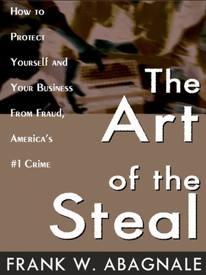 cover image of The Art of the Steal