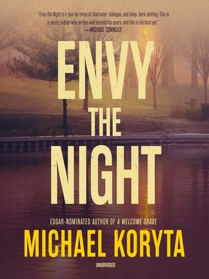 cover image of Envy the Night