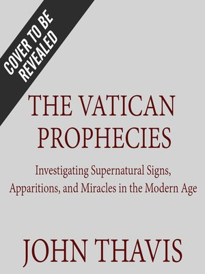cover image of The Vatican Prophecies