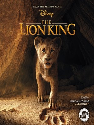 cover image of The Lion King