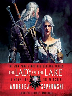 cover image of The Lady of the Lake
