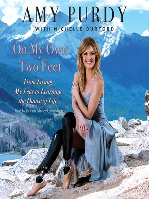 cover image of On My Own Two Feet