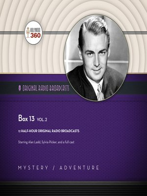 cover image of Classic Radio Collection, Box 13, Volume 2