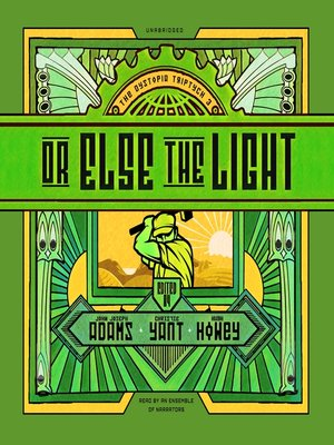 cover image of Or Else the Light
