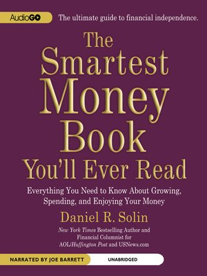 cover image of The Smartest Money Book You'll Ever Read