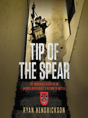 cover image of Tip of the Spear