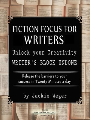 cover image of Fiction Focus for Writers